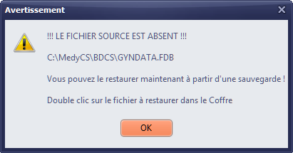 Source absent